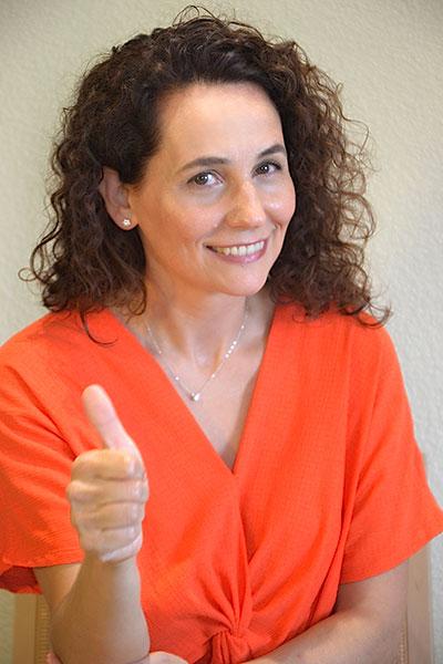 Contacto sobre coaching personal con Laura León